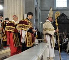 Rétrospective du sacre de Napoléon à la cathédrale de Boulogne sur mer